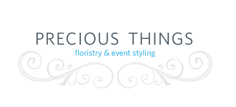 Precious Things floristry and event stylist